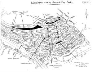 LHA Parks map